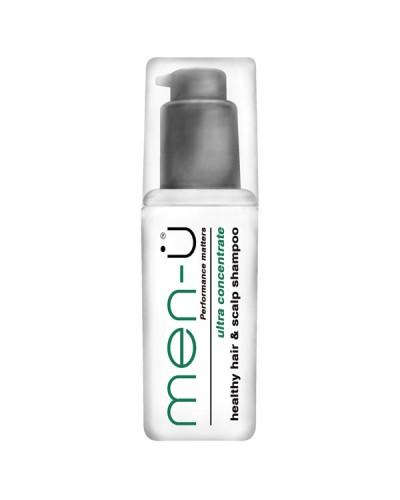 men-u - Męski przeciwłupieżowy normalizujący szampon do włosów