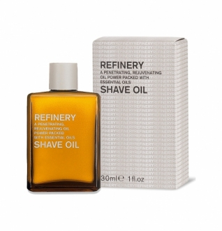 Aromatherapy Associates Refinery męski olejek przed i po goleniu 30ml